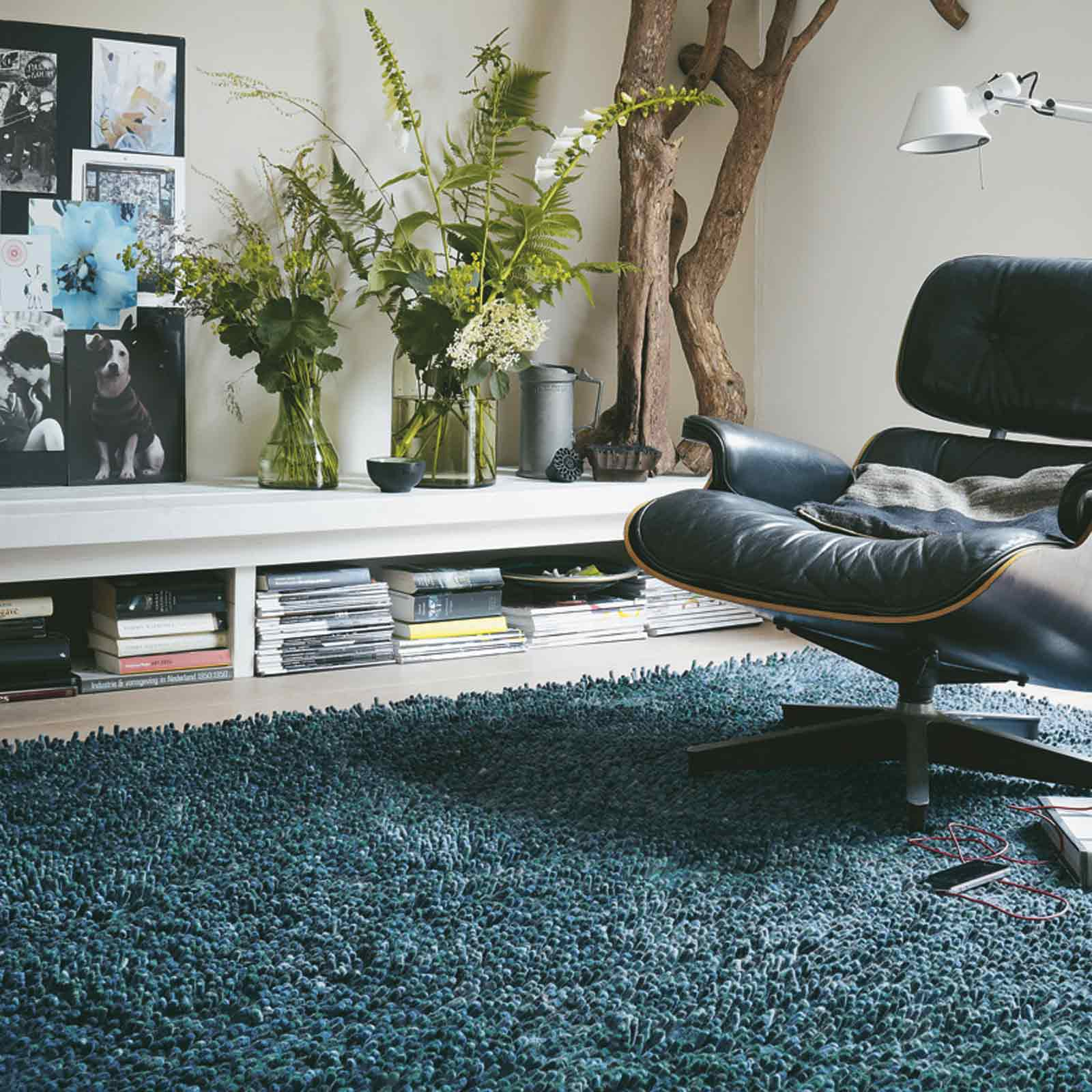 steel rugs 78908 blue green by brink and campman free uk delivery the rug seller. Black Bedroom Furniture Sets. Home Design Ideas