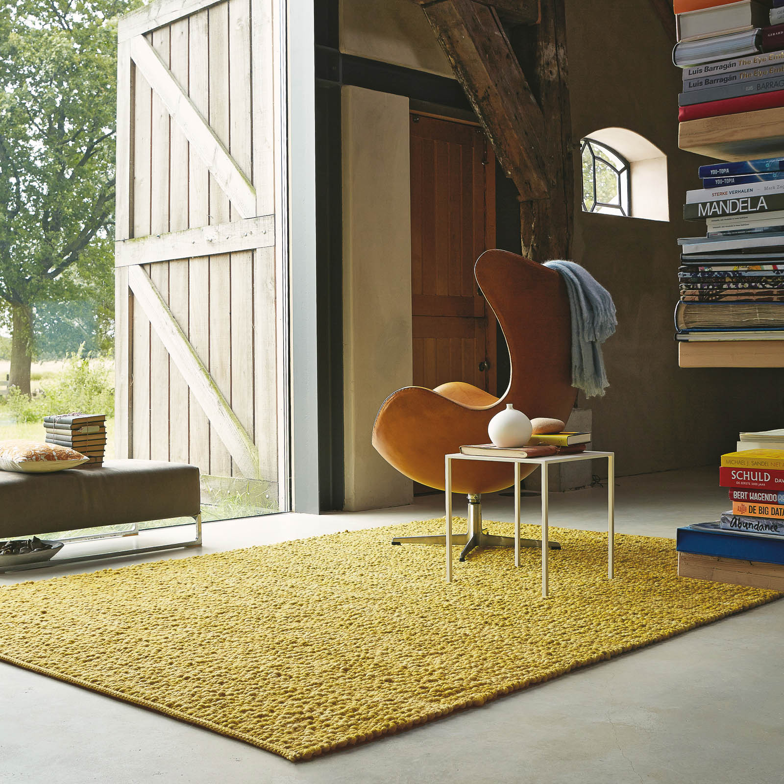 Stubble Rugs 29706 by Brink and Campman