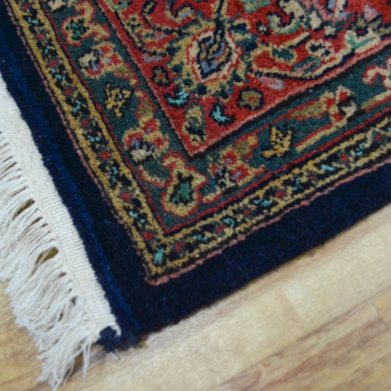a06147f0fff Sura Persian rugs in Navy and multi-colours buy online from the rug ...