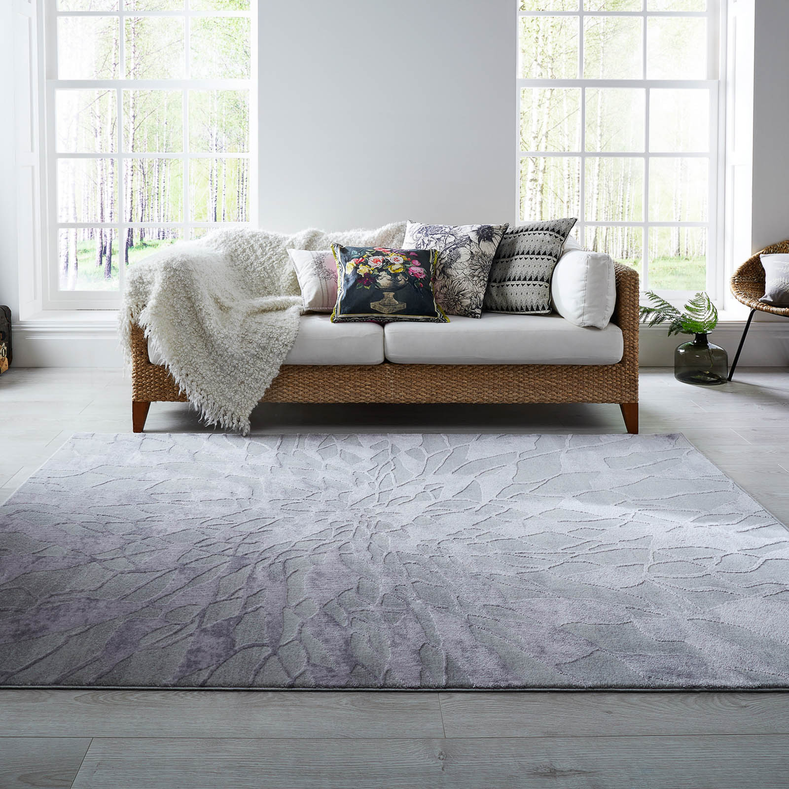 Alpaca Suri Rugs In Cream Buy Online From The Rug Seller Uk