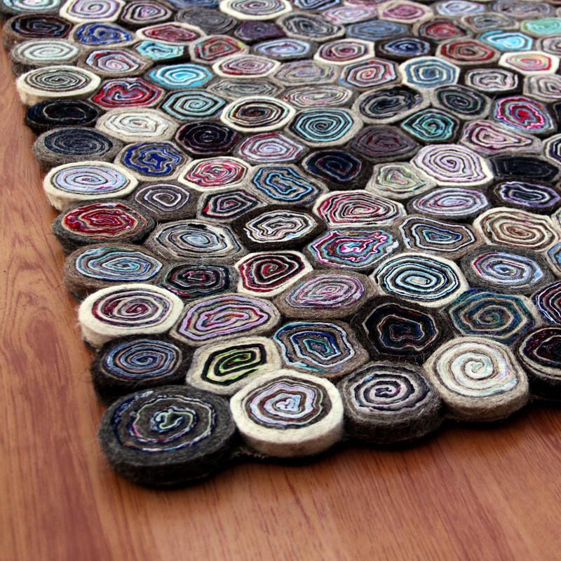 Sushi Multi Coloured Rugs Buy Online From The Rug Seller Uk