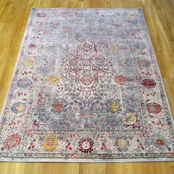 Aqua Silk Rugs From The Rug Seller Ltd With Free UK Delivery