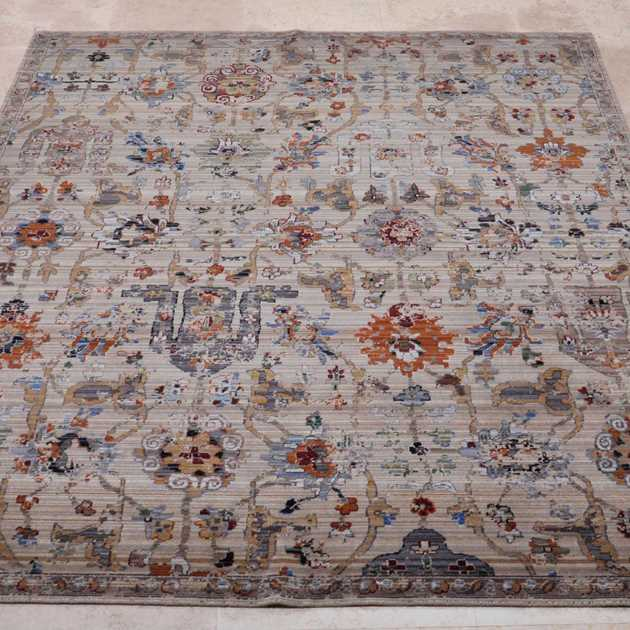 Timeless Rugs TML12 in Taupe by Nourison