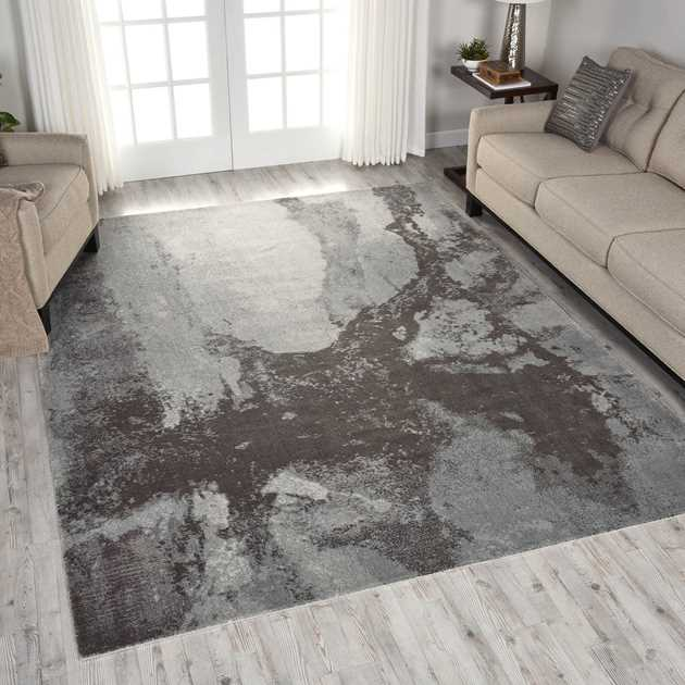 Nourison Twilight Rugs TWI07 in Sea Mist