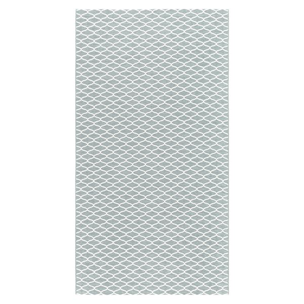 Tattoo netting - Aqua Grey