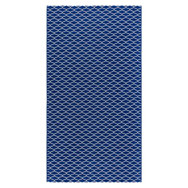 Tattoo netting - Blue