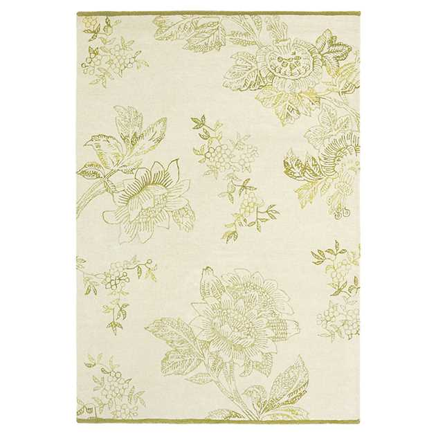 Tonquin Gold Rugs 37009 by Wedgwood