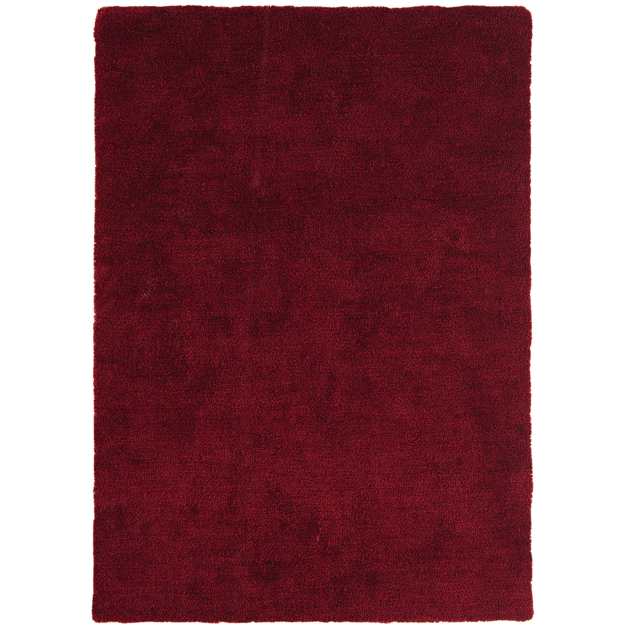 Tula Plain Rugs in Berry