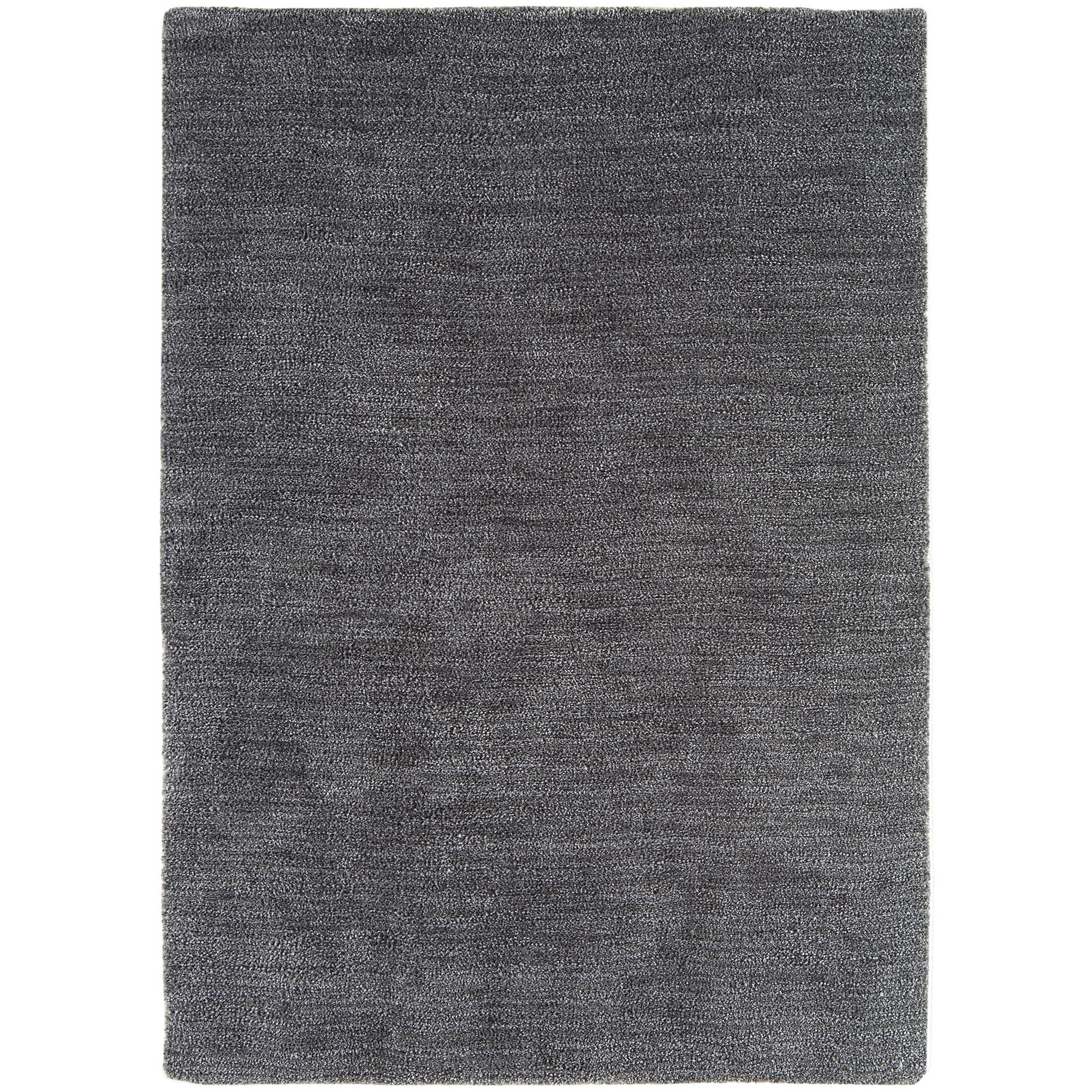 Tula Plain Rugs in Grey