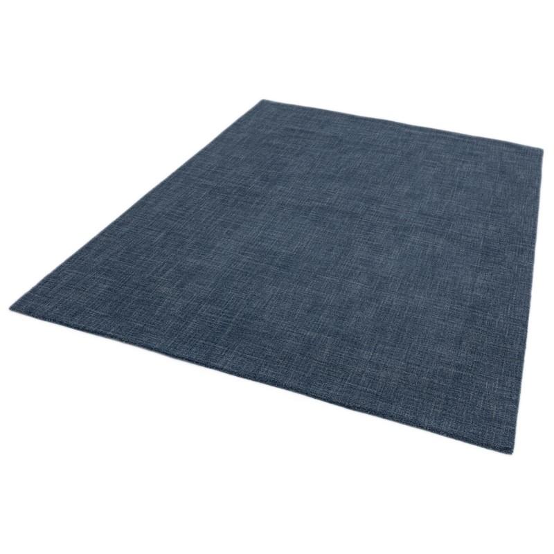 Tweed Rugs In Denim Buy Online From The Rug Seller Uk