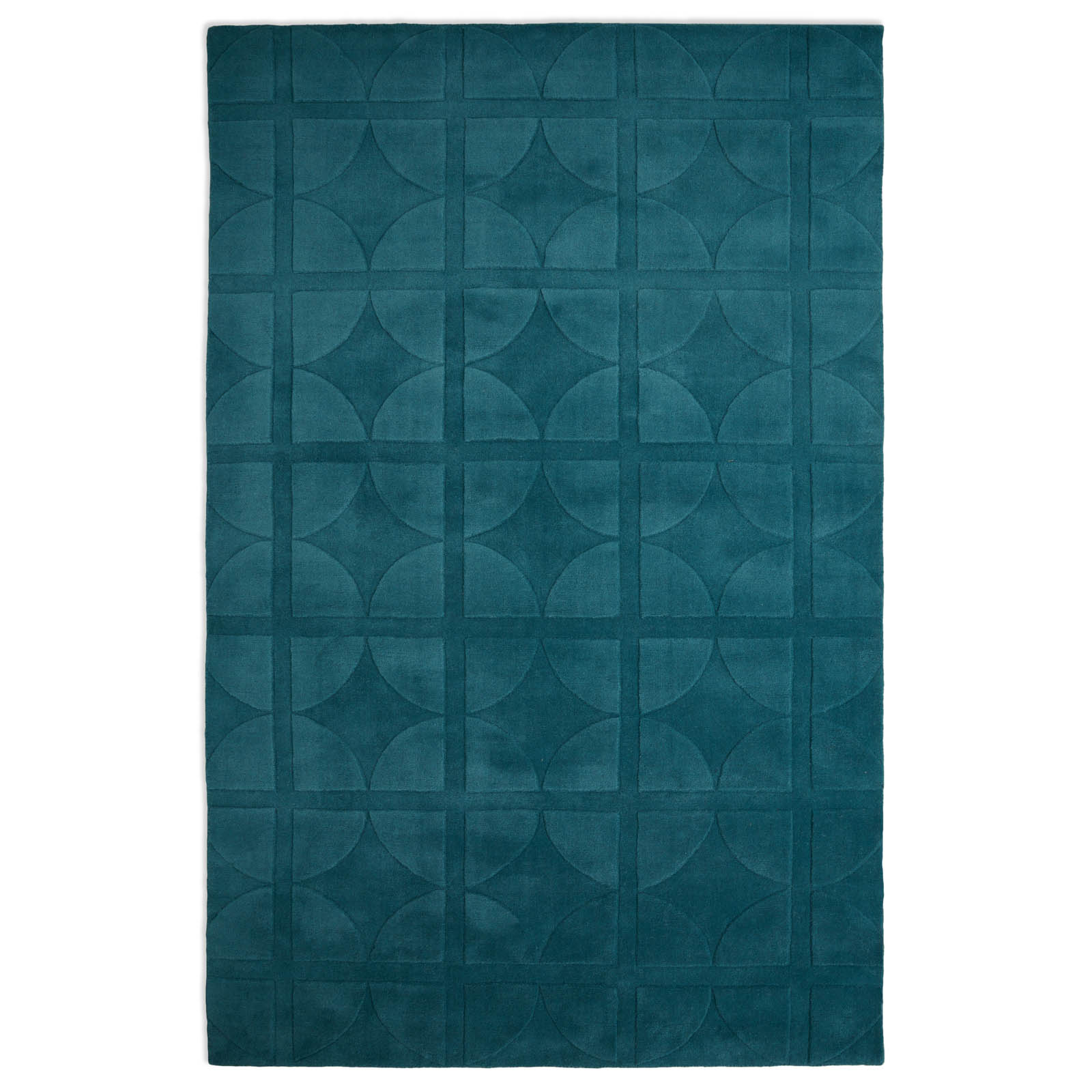 Universal Rugs UNI05 in Teal