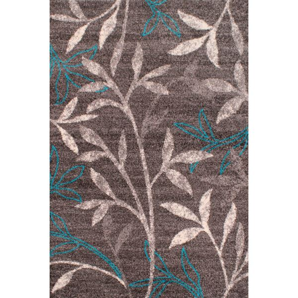 Spirit Leaf - Grey Teal