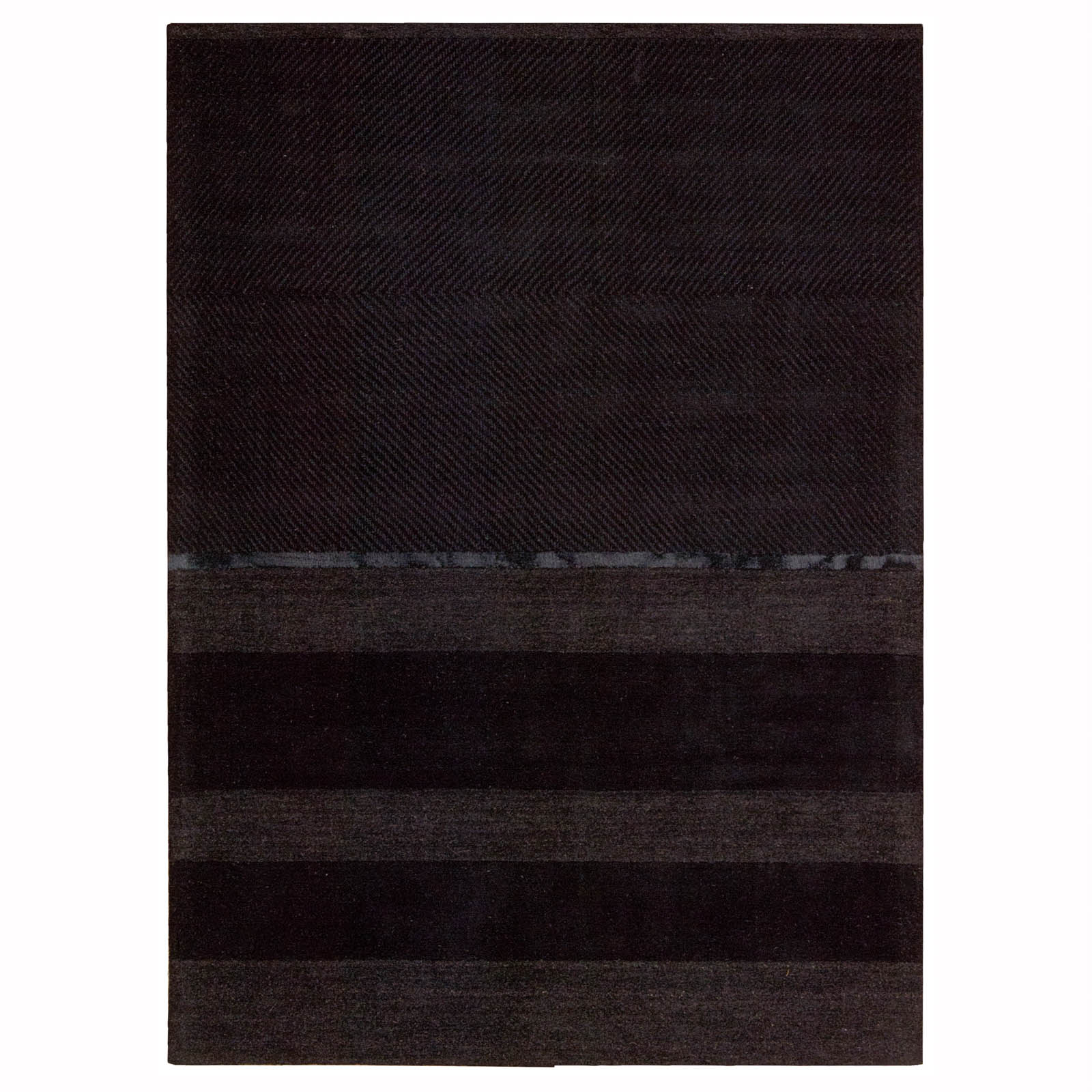 Calvin Klein Vale Rugs VAL01 Onyx