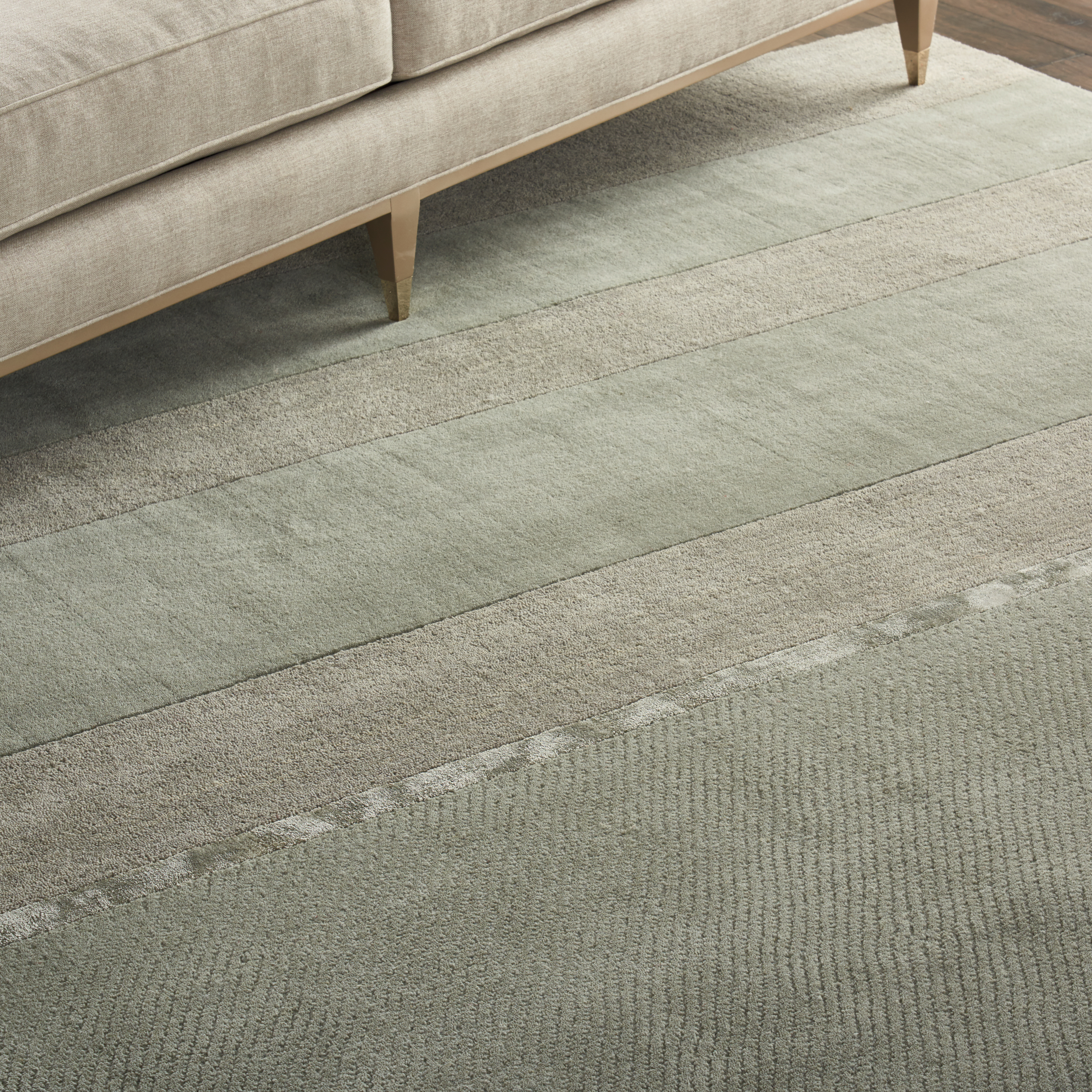 Calvin Klein Vale Rugs VAL01 Quarry