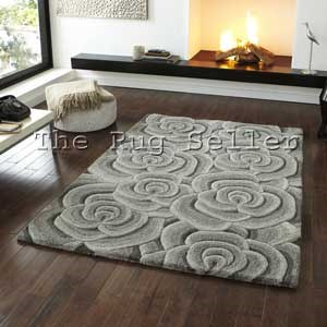 Valentine rugs vl10 hand made indian wool in light grey for 100 floors valentines floor 9