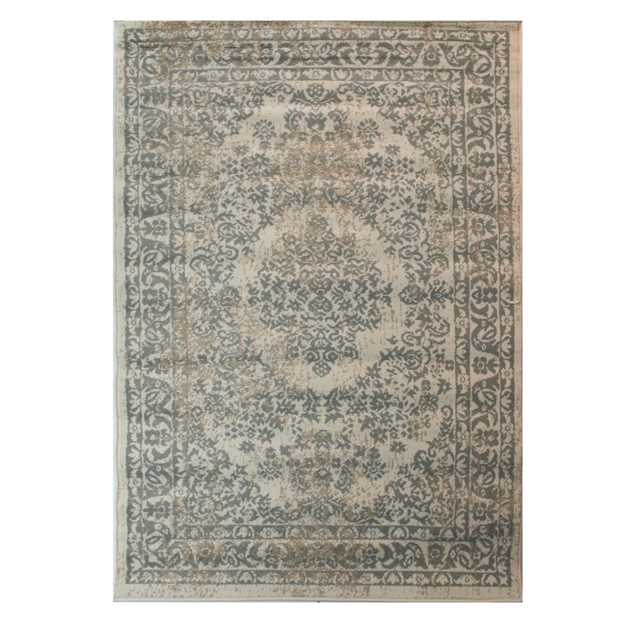 Element Versaille Rugs in Grey