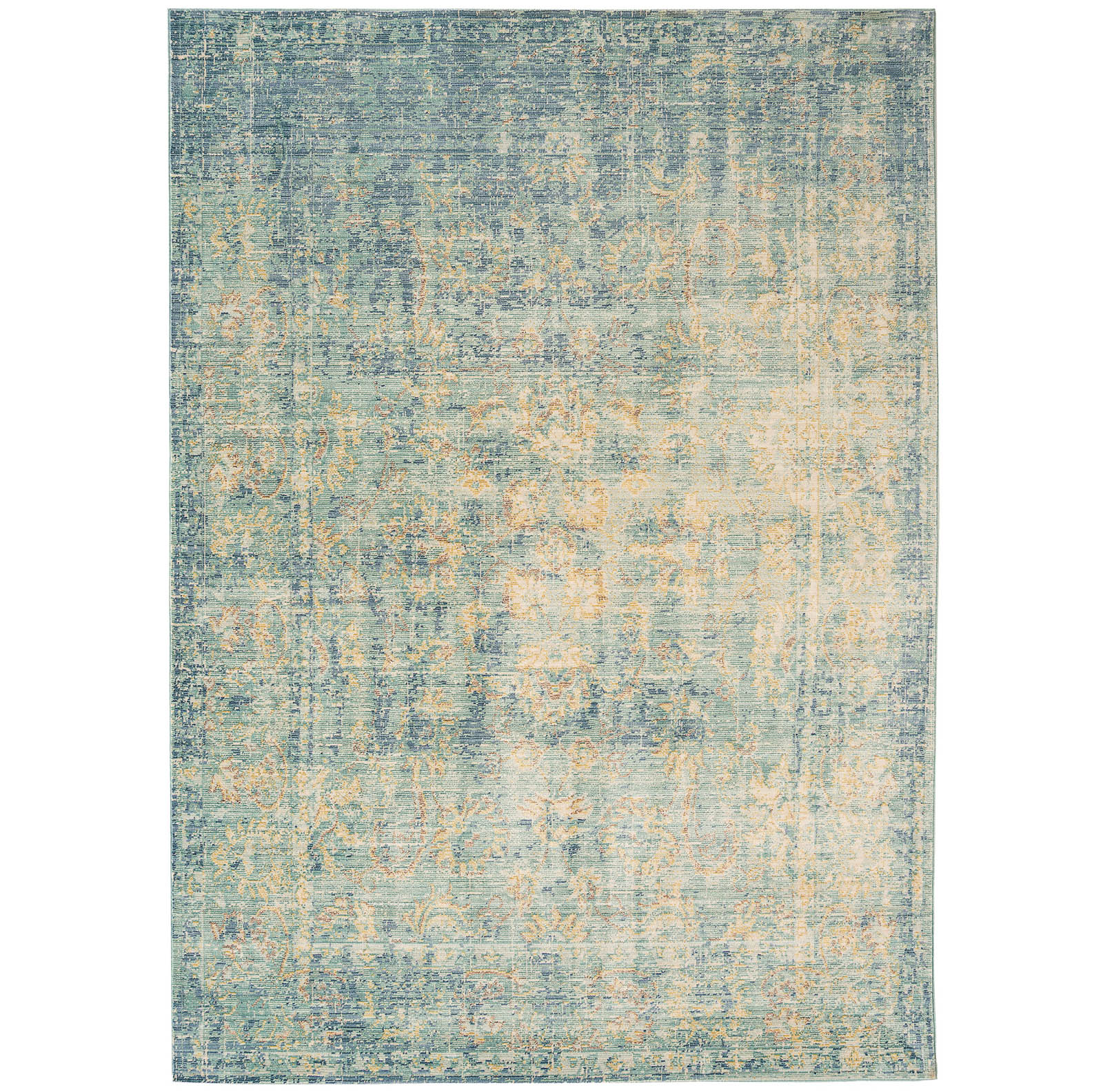 Verve Rugs VE08 in Blue