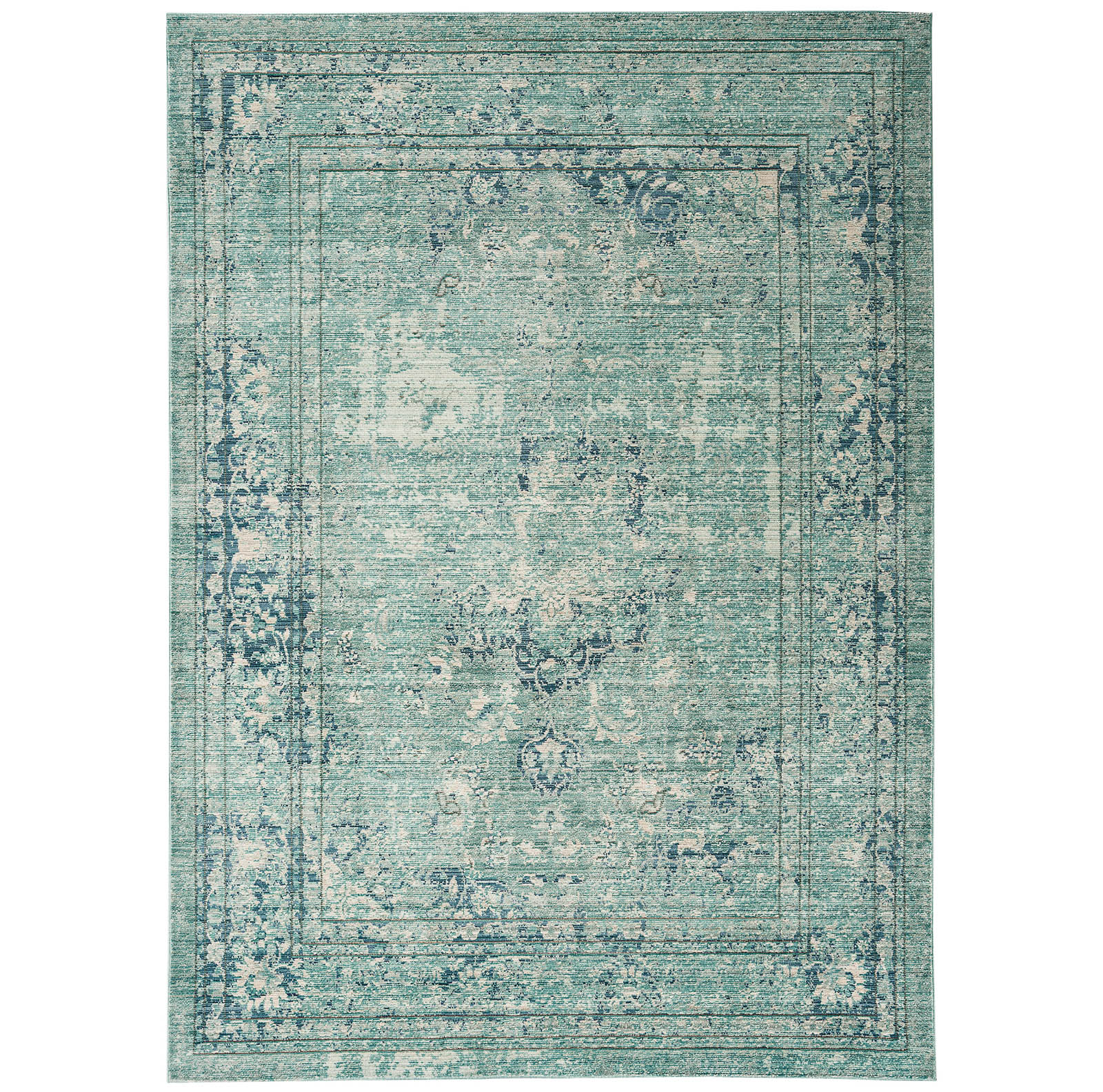 Verve Rugs VE10 in Blue