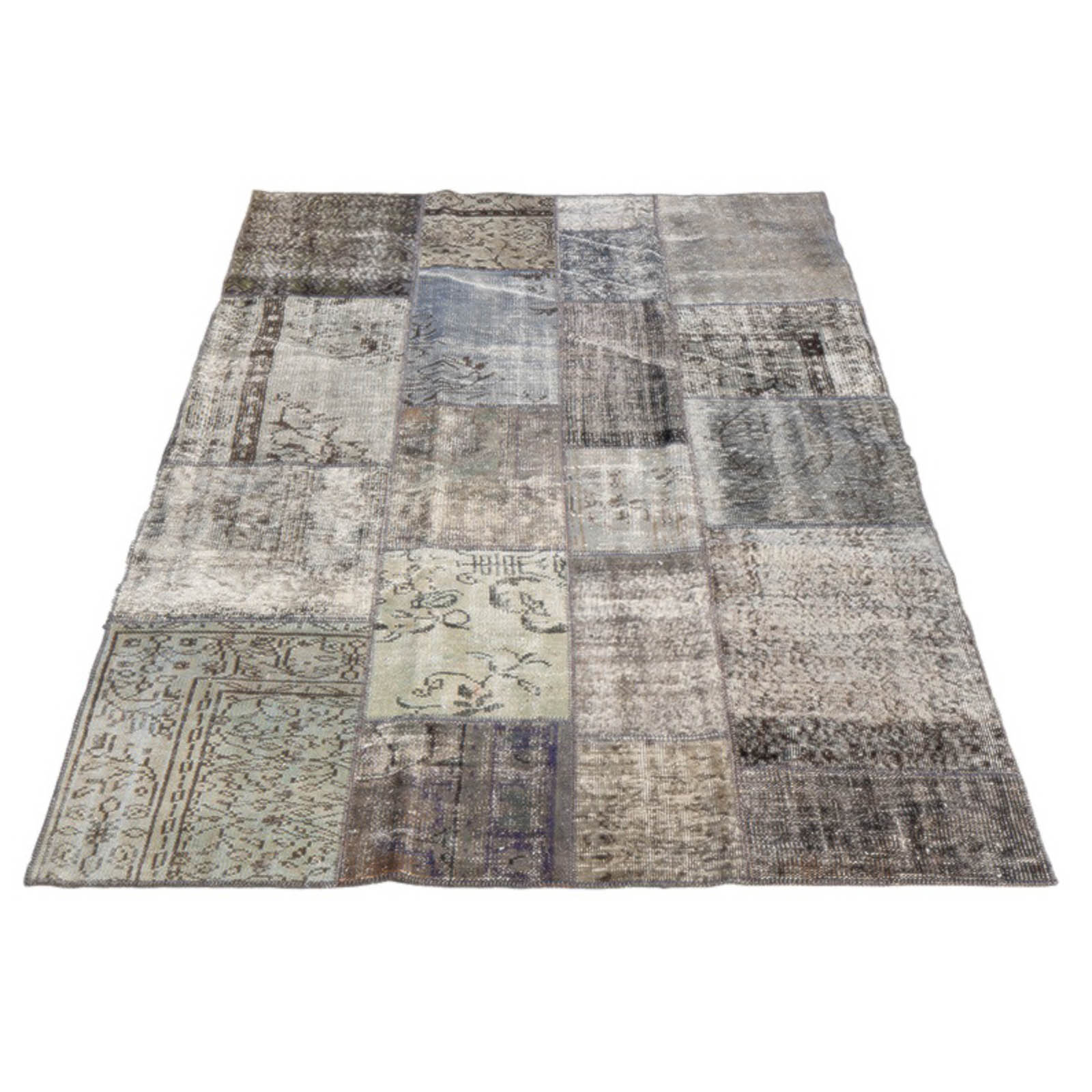 Vintage Rugs in Grey by Massimo