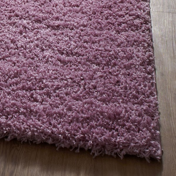 Vista Shaggy Rugs 2236 Pink Buy Online From The Rug Seller Uk