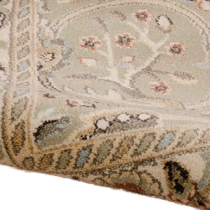 Walden Rugs WAL03 In Light Green Buy Online From The Rug