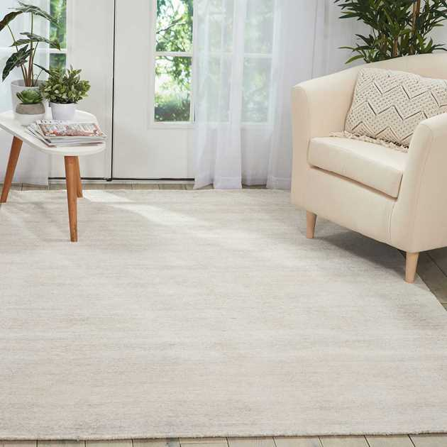 Weston Rugs WES01 by Nourison in Vapor