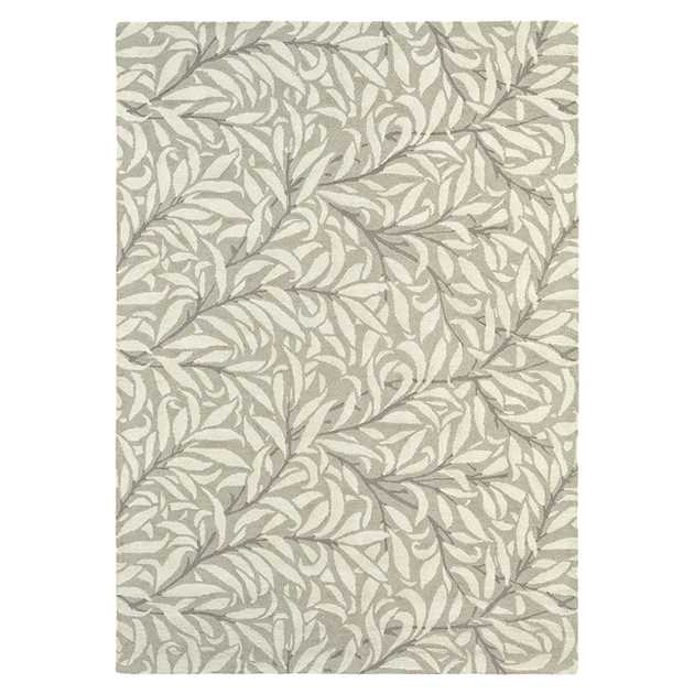 Willow Bough Rugs 28309 in Ivory by William Morris